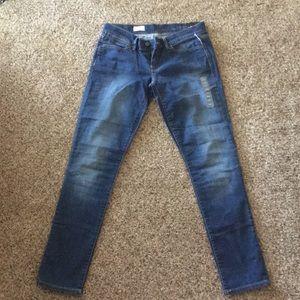 NWT Gap Low Rise Always Skinny Jeans